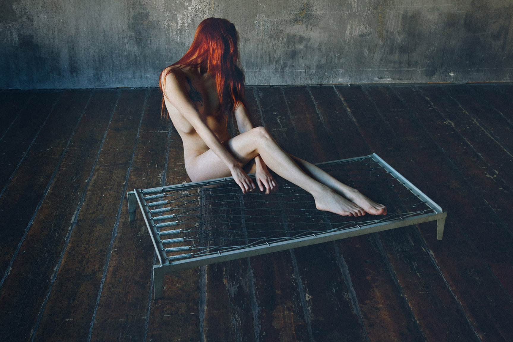 Nina Sever nude by Adolfo Valente