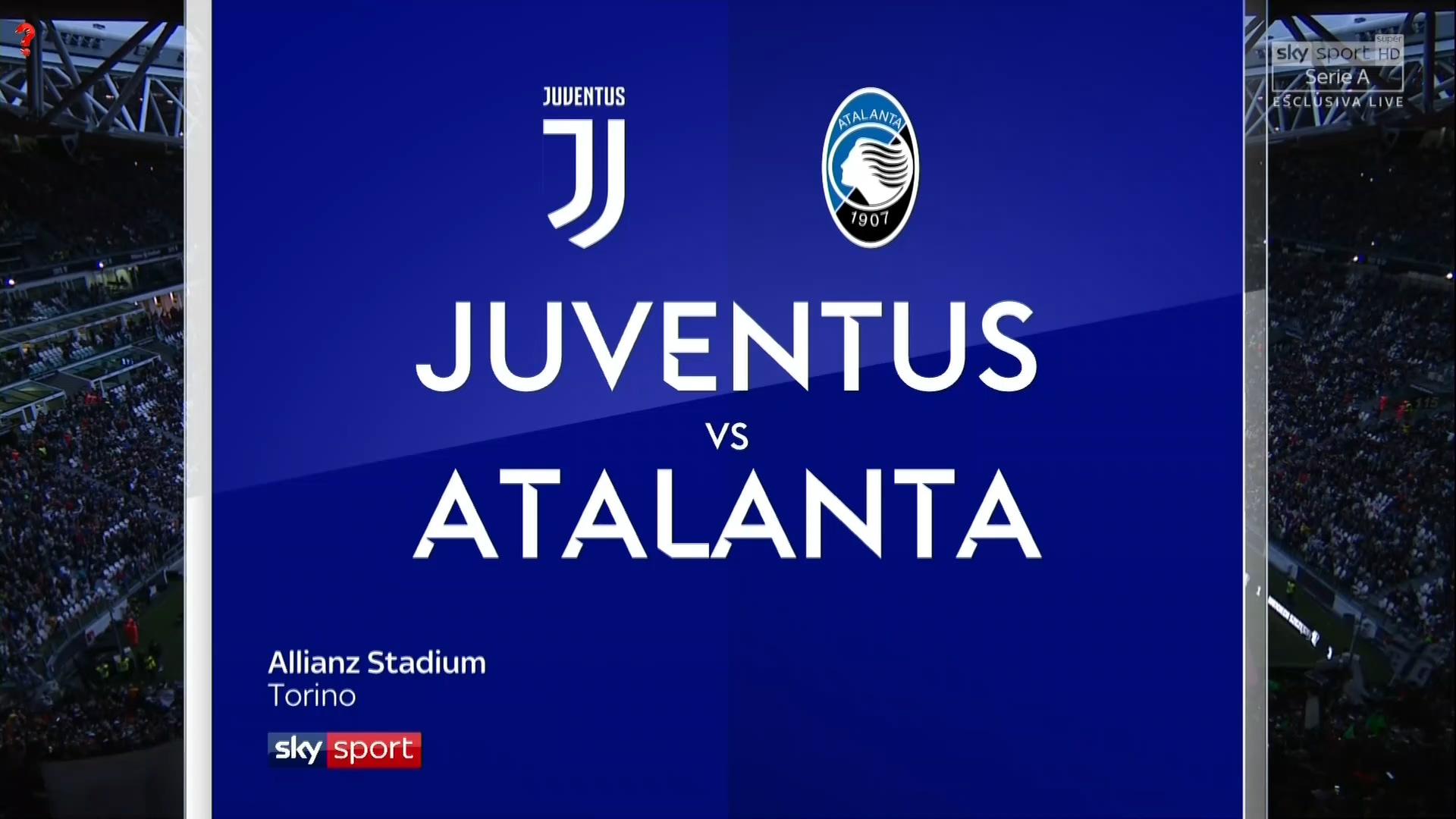 Xem lại: Juventus vs Atalanta