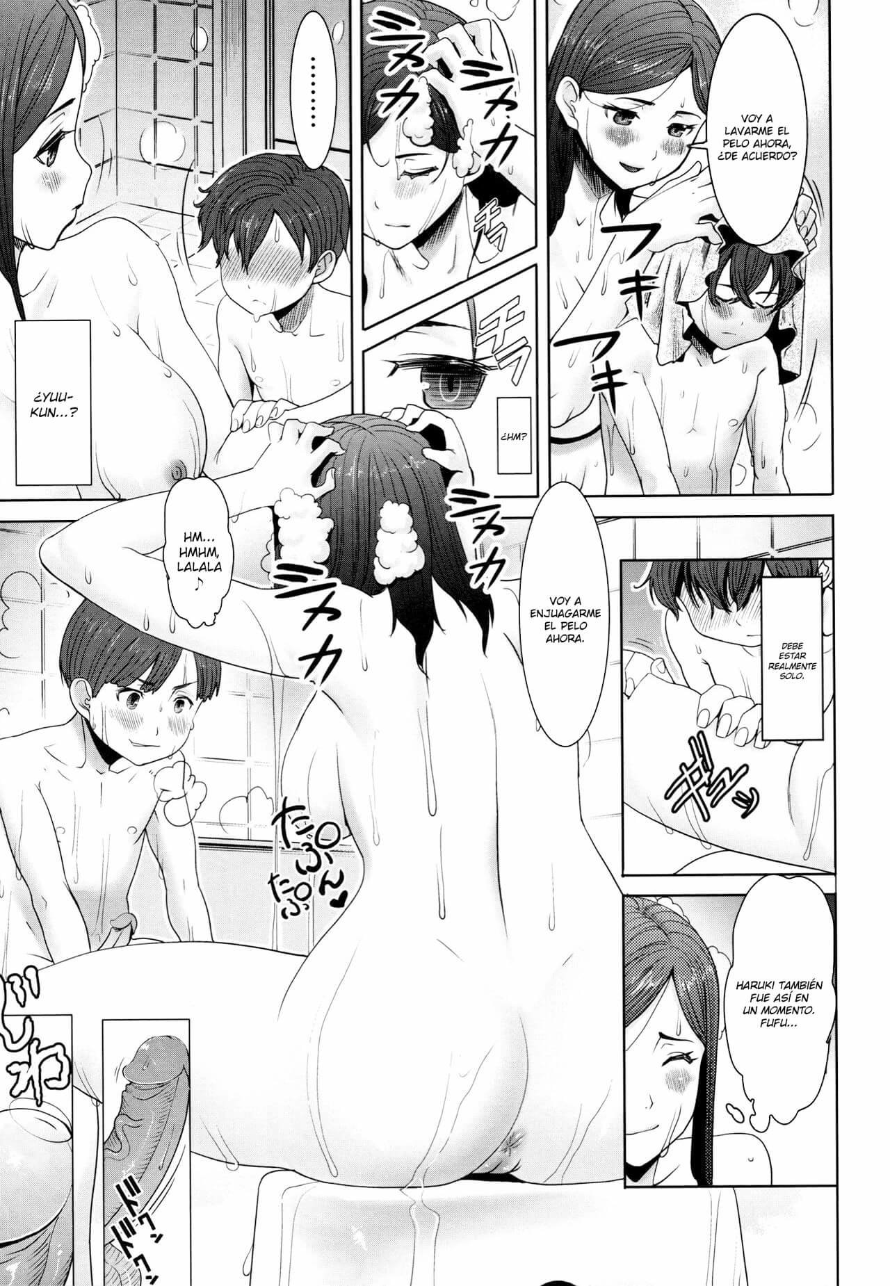 Asahina Ikka Netorareta Haha Tomoko Cap 1-3 - 10