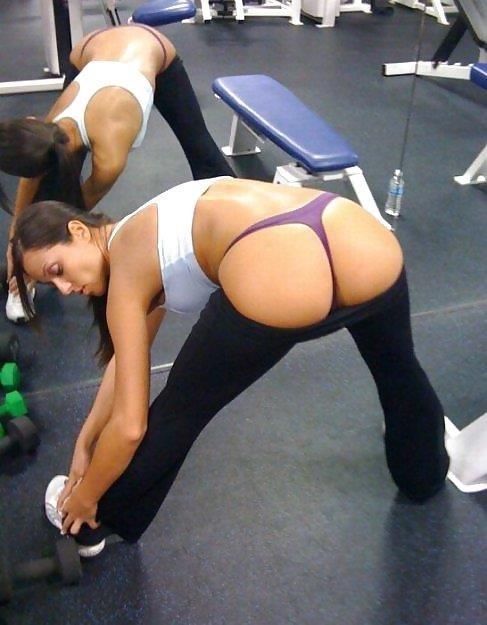 Sexy gym girl pics-9435