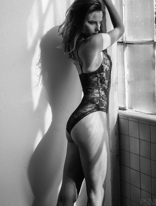 Emma Paterson nude by Jean-Claude Vorgeack - PSM Magazine