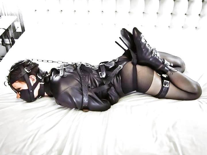 Latex bondage slave tumblr-3236