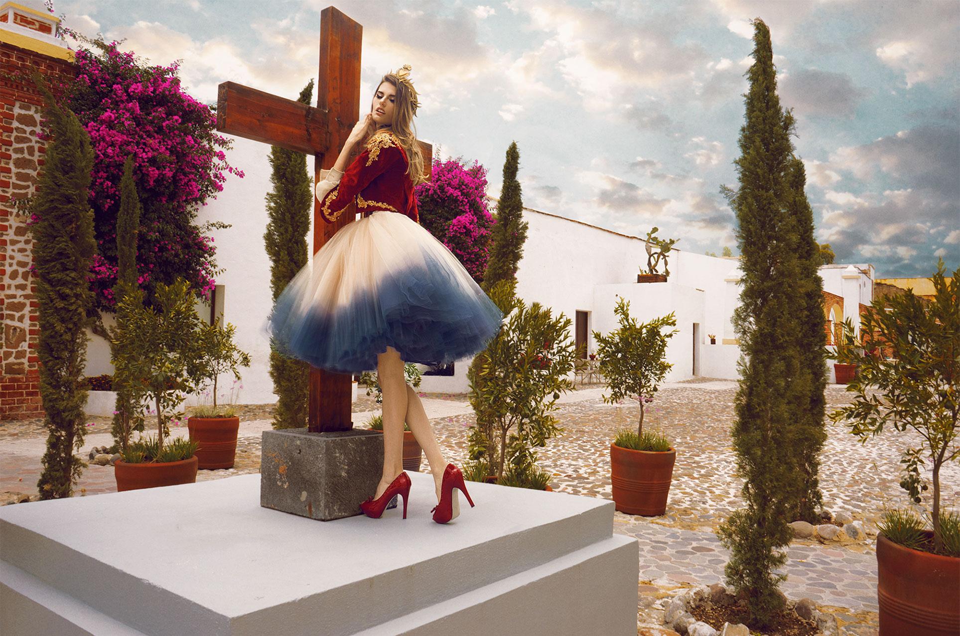 The Forgotten Kingdom / Antonela Sabate by Jvdas Berra