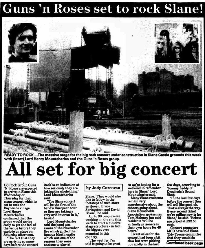 1992.05.16 - Slane Castle, Slane, Ireland 7rzBkgSE_o