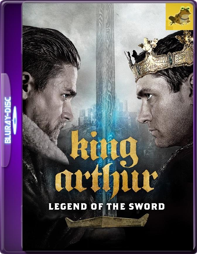 El Rey Arturo: La Leyenda De La Espada (2017) Brrip 1080p (60 FPS) Latino / Inglés