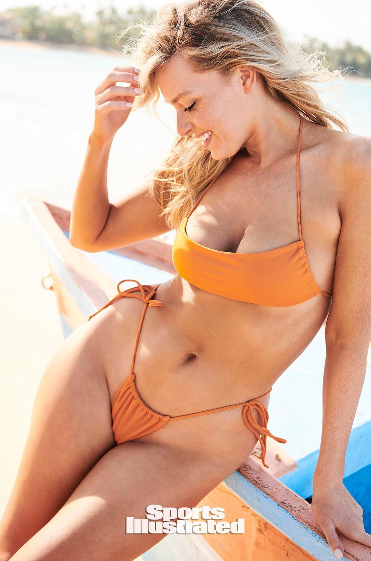 Камилла Костек в каталоге купальников Sports Illustrated Swimsuit 2020 / фото 12