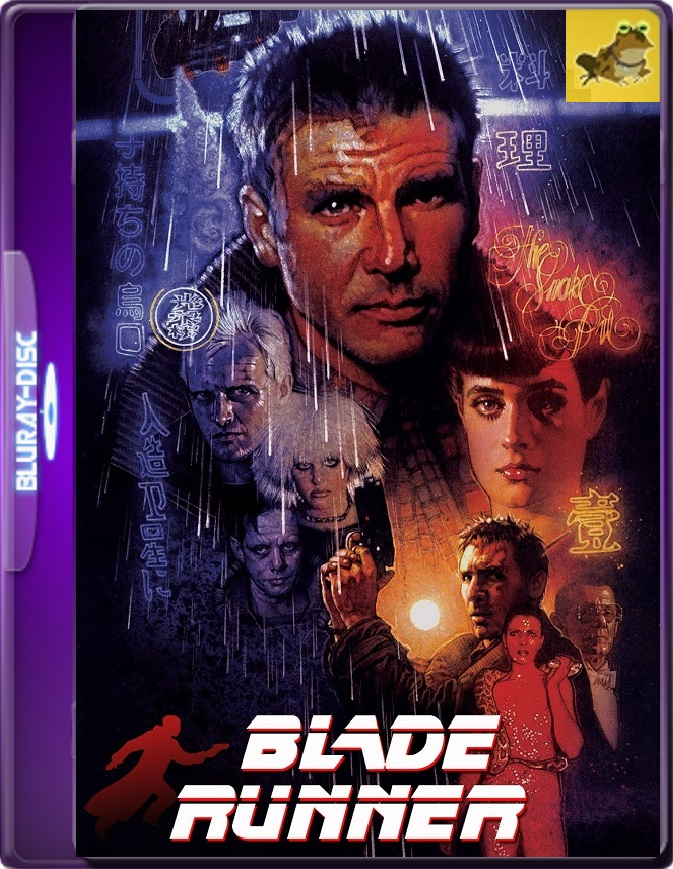Blade Runner (1982) Brrip 1080p (60 FPS) Latino / Inglés