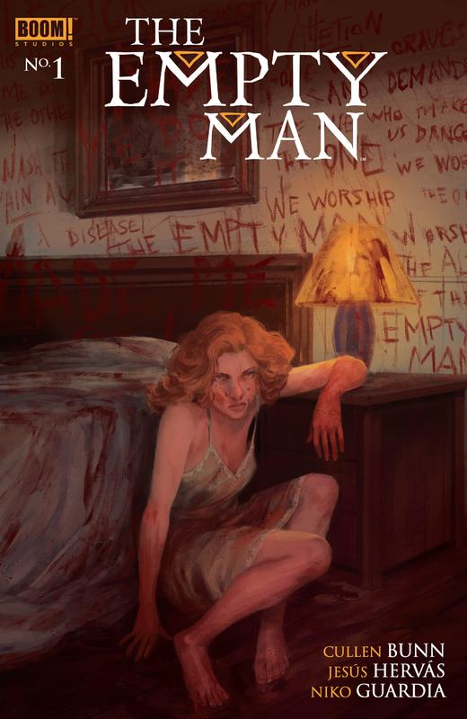 The Empty Man Vol.2 #1-6 (2018-2019)