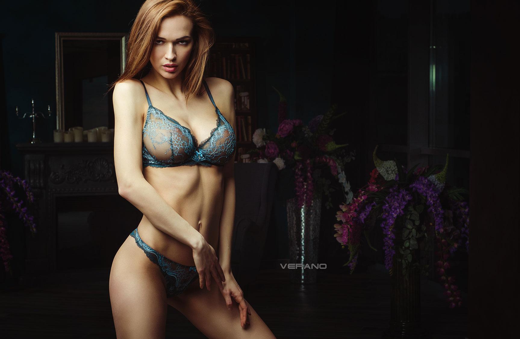 Анастасия Марципанова / Anastasia Martzipanova by Nikolas Verano