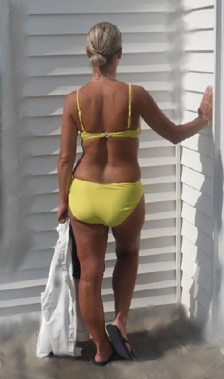 Mature amateur bikini pics-4510