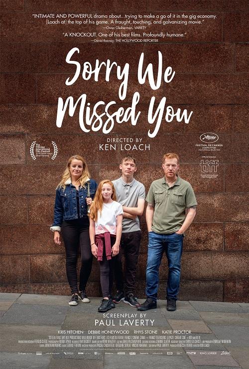 Nie ma nas w domu / Sorry We Missed You (2019) MULTi.720p.BluRay.x264.DTS.AC3-DENDA / LEKTOR i NAPISY PL
