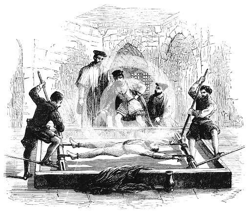 Medieval torture bondage-1808