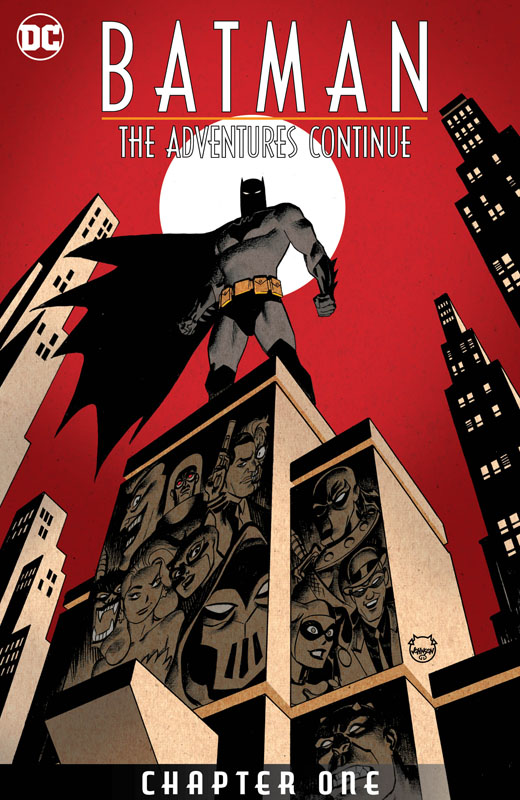 Batman - The Adventures Continue #1-14 + Special (2020)