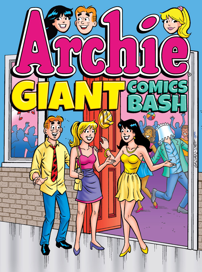 Archie Giant Comics Bash (2018)