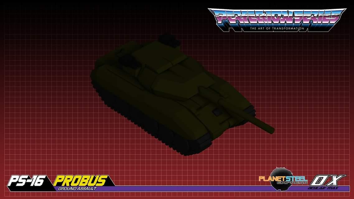 [Ocular Max] Produit Tiers - Jouet Assaultus (PS-13 à PS-17 Assaultus Malitia) - aka Bruticus QfyYYYLA_o