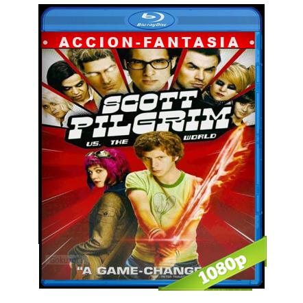 Scott Pilgrim Vs Los Ex De La Chica De Sus Sueños Full HD1080p Audio Trial Latino-Castellano-Ingles 5.1 2010