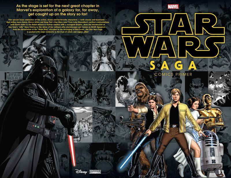 Star Wars Saga 001 (2020)