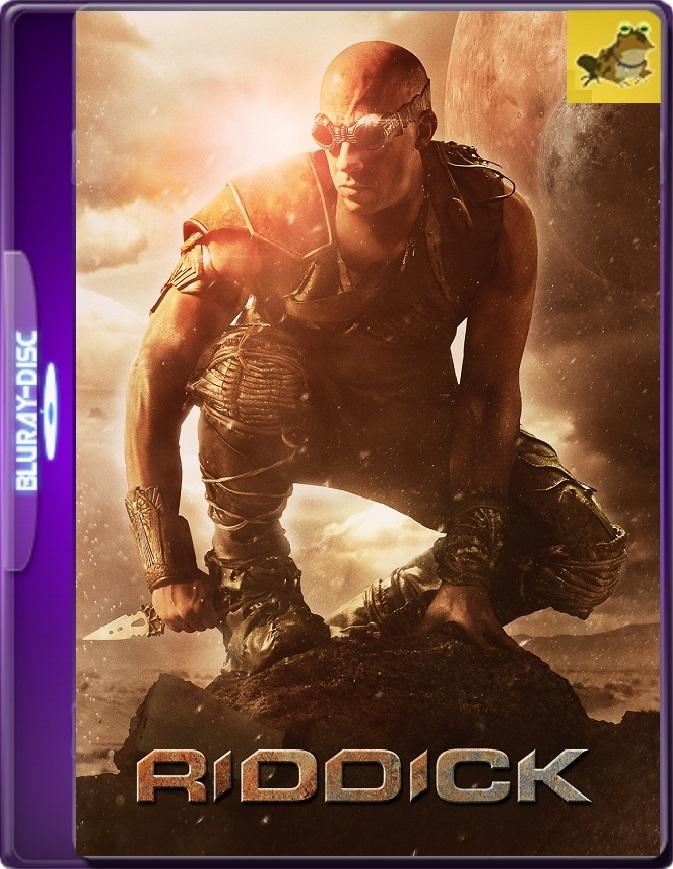Riddick: El Amo De La Oscuridad (2013) Brrip 1080p (60 FPS) Latino / Inglés