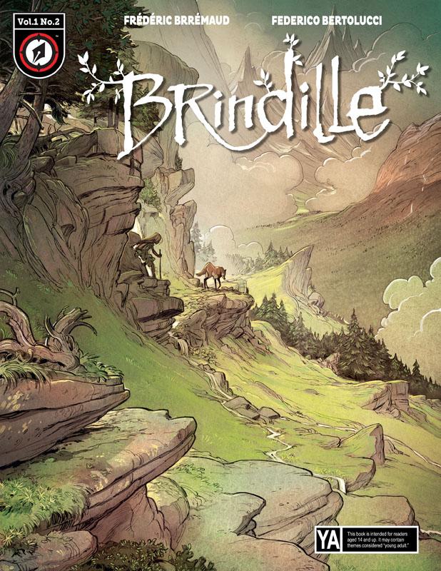 Brindille Vol.1 #1-6 (2021) Complete