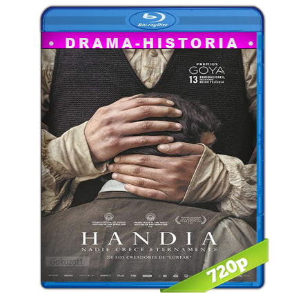 descargar Handia 720p Castellano[Drama](2017) gratis