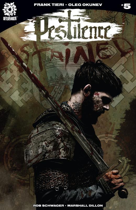 Pestilence #1-6 (2017-2018) Complete