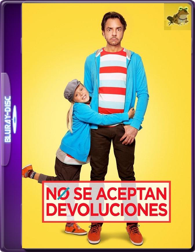 No Se Aceptan Devoluciones (2013) Brrip 1080p (60 FPS) Latino