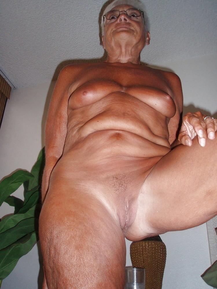 Chubby granny naked-8423