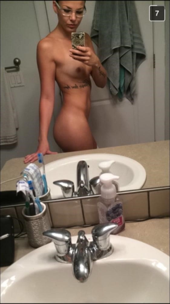 Nude sex selfie-8101