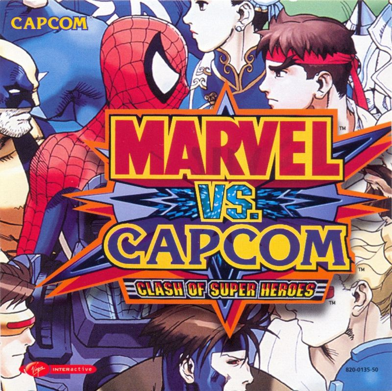 Marvel vs Capcom – Clash Of Super Heroes (971222 USA) Retro PC Oyunu Oyna