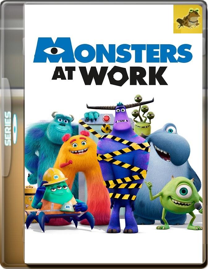 Monstruos A La Obra (2021) WEB-DL 1080p (60 FPS) Latino / Inglés
