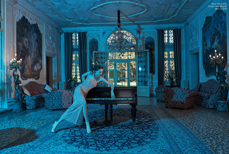 Insomnia / Asia Papkova by Davide Ambroggio / Icon Magazine