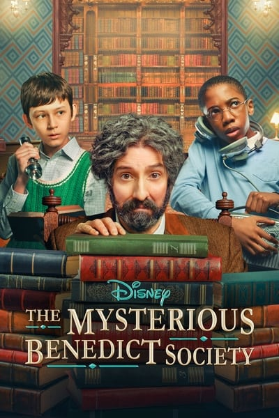 The Mysterious Benedict Society S01E07 720p HEVC x265-MeGusta