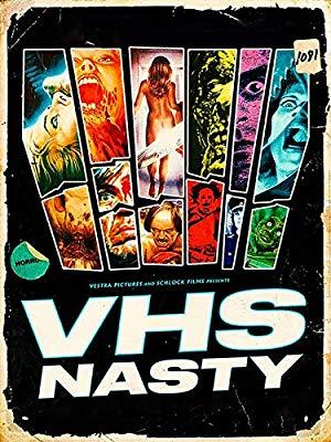 VHS Nasty 2019 720p WEBRip 800MB x264-GalaxyRG