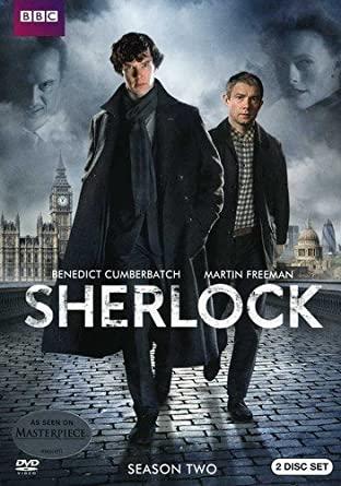 Sherlock Season2 S02 1080p 10Bit WEBRip