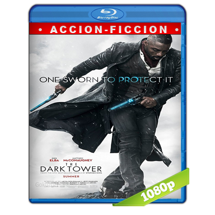 La Torre Oscura (2017) BRRip Full 1080p Audio Trial Latino-Castellano-Ingles 5.1