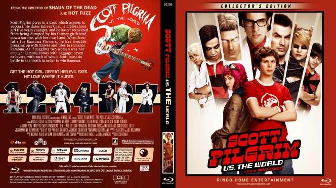 Scott Pilgrim Vs Los Ex De La Chica De Sus Sueños (2010) BRRip 720p Audio Trial Latino-Castellano-Ingles
