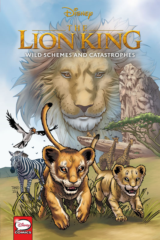 Disney The Lion King - Wild Schemes and Catastrophes (2019)