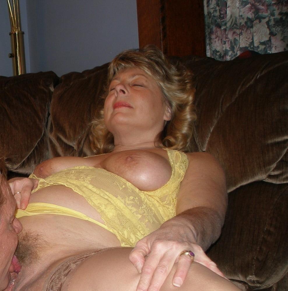 Mature cunnilingus orgasm-7338