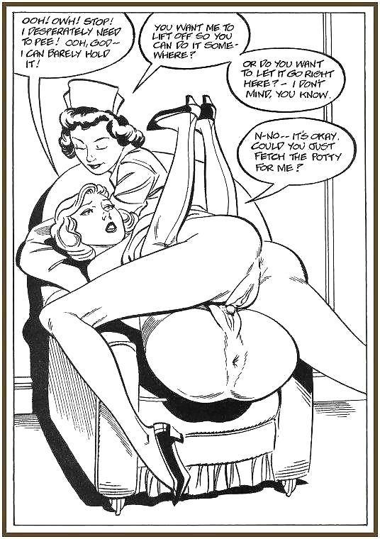 Black and white sex comics-9806
