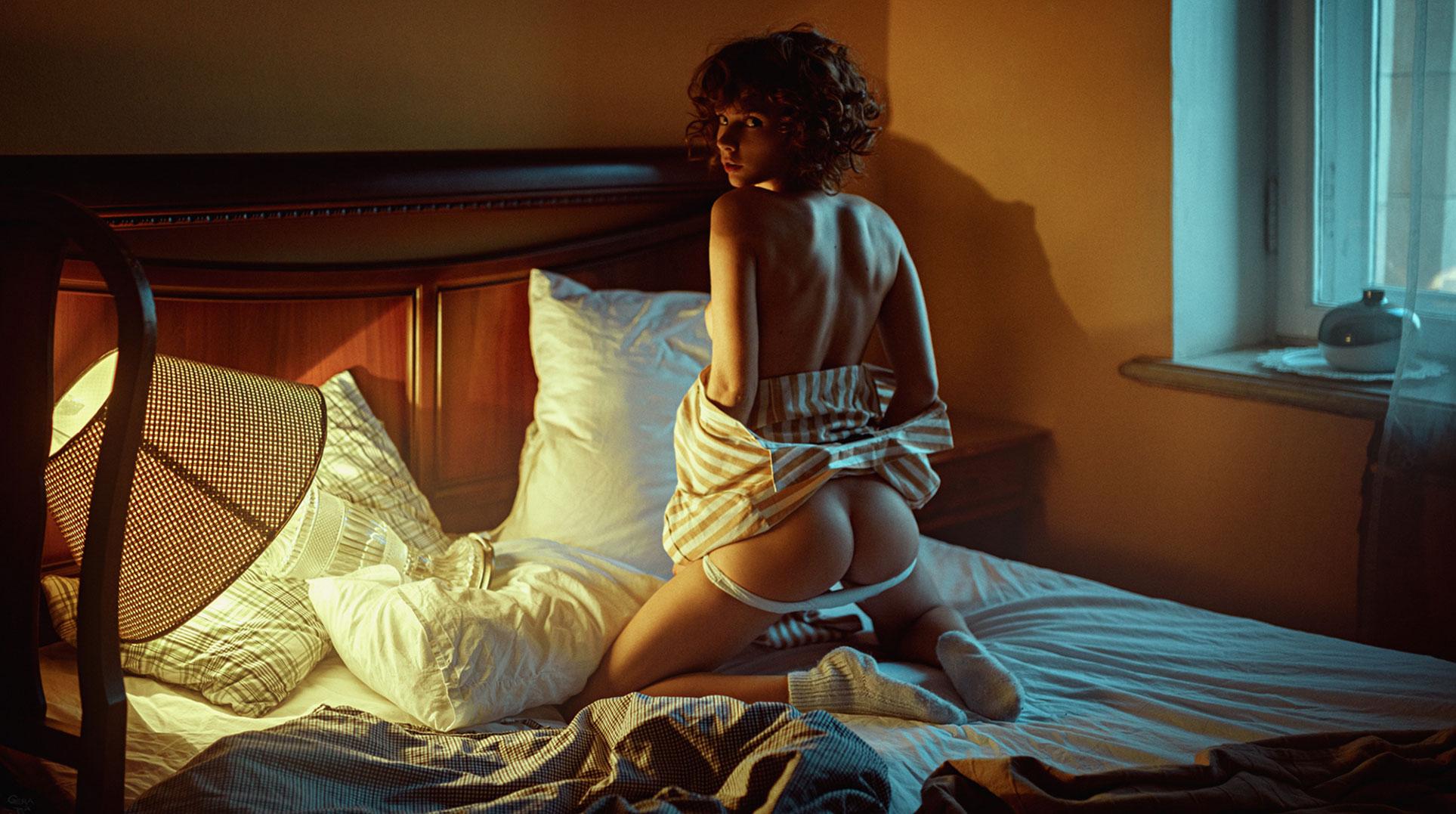 в постели с Мартой Громовой / фото 03