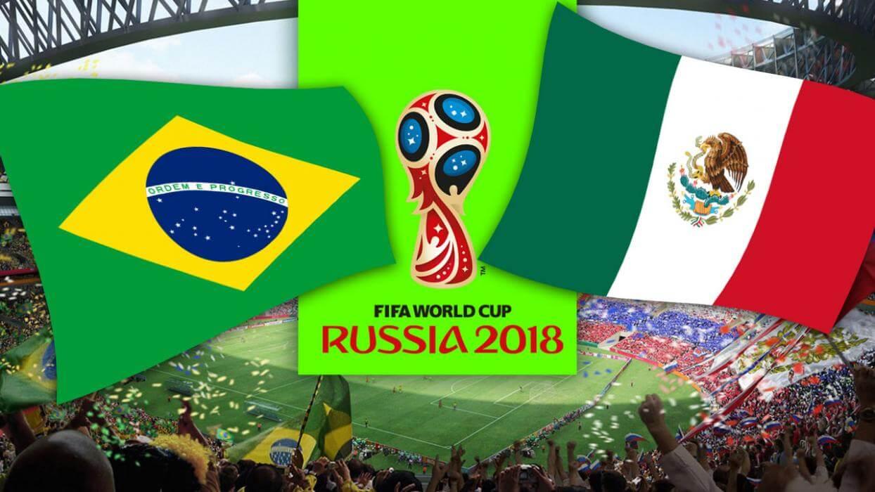 Descargar Partido Brasil vs México mundial 2018