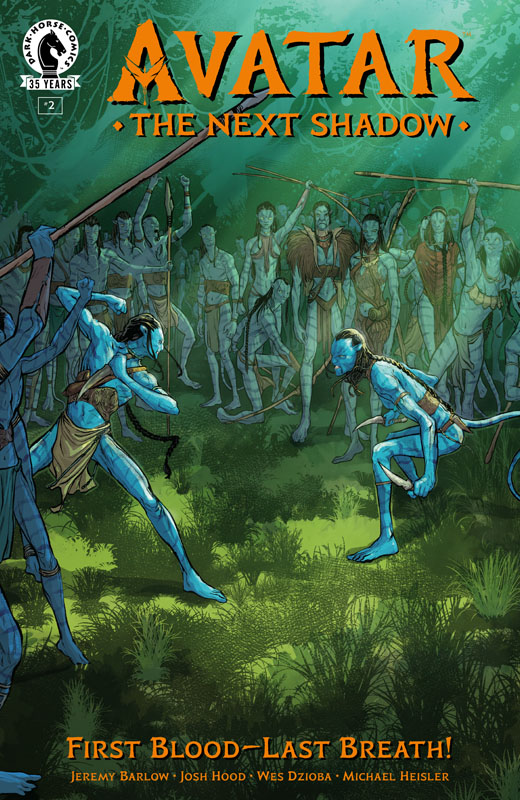 Avatar - The Next Shadow #1-4 (2021)