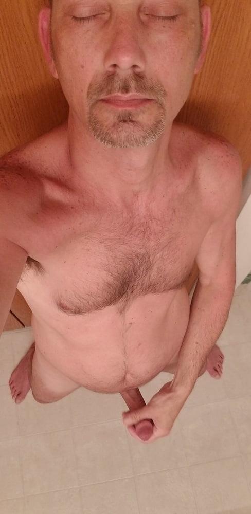 Beach nude selfie-4735