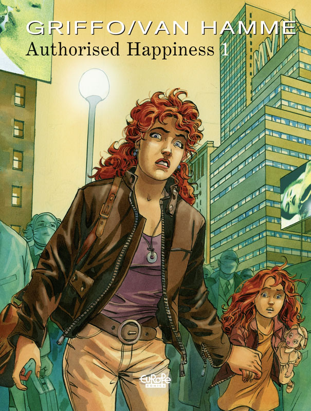 Authorised Happiness #1-3 (2019)