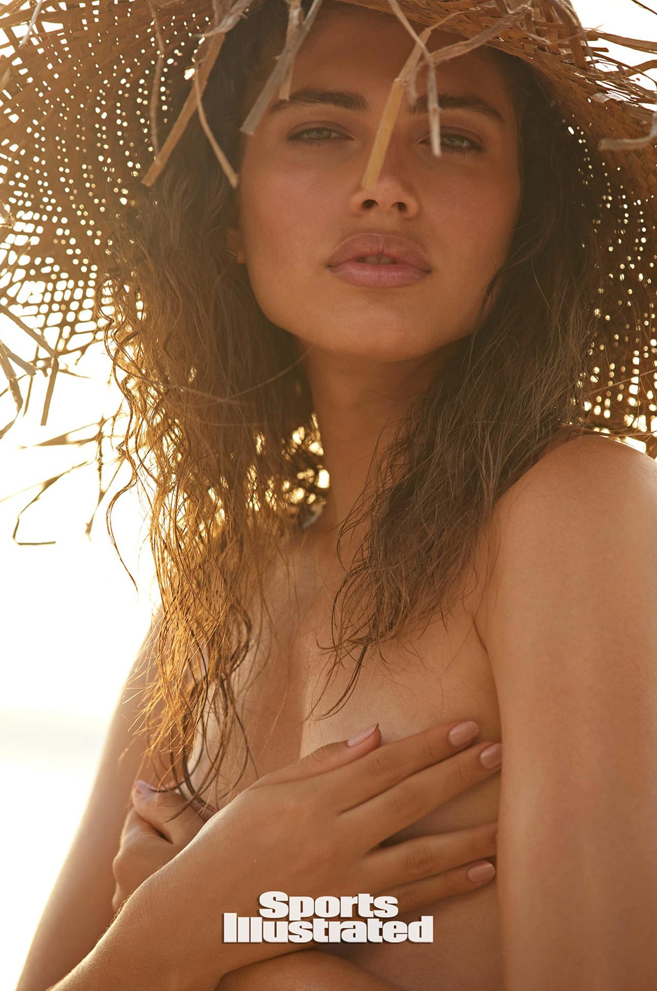 Валентина Сампайо в каталоге купальников Sports Illustrated Swimsuit 2020 / фото 22