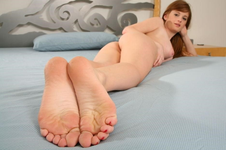 Lesbian foot fetish seduction-4501