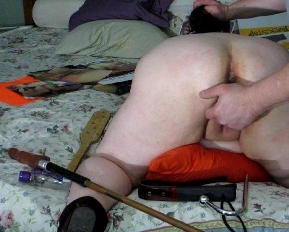 Anal punishment enema-7275