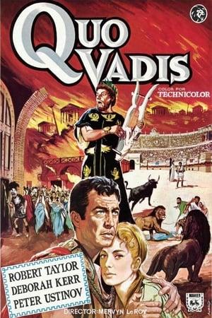 descargar Quo Vadis [1951][BD-Rip][1080p][Lat-Cas-Ing][Drama] gratis