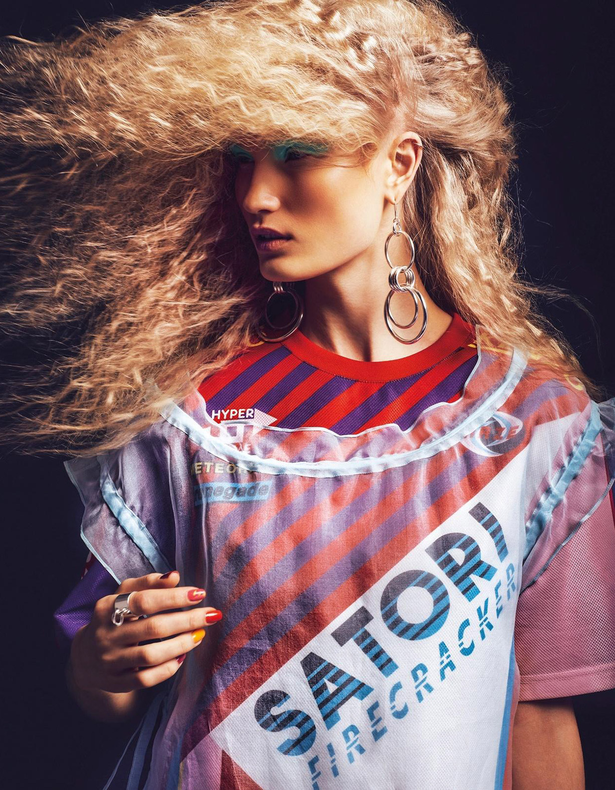 Stile da Campionessa / Ali Osk by Thiemo Sander / Grazia Italia march 2018