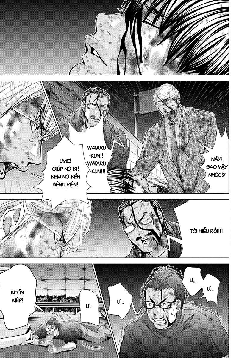 Trái Tim Và Thân Xác - Blush-DC Himitsu Chapter 47 - Trang 17